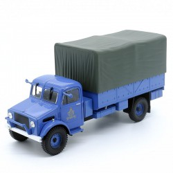 Camion Militaire Baché - Ixo - 1/43ème en boite