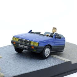 Renault 11 Taxi - A view to a kill - 1/43ème en boite