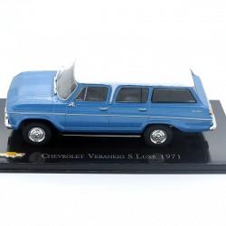 Chevrolet Veraneiro S luxe 1971 - 1/43ème en bote