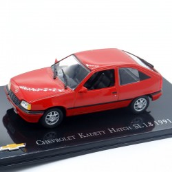 Chevrolet Kadett Hatch SL 1.8 1991 - 1/43ème en boite