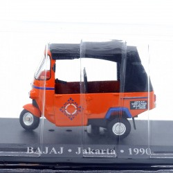 Bajaj - Taxi Jakarta 1990 - 1/43ème sous blister