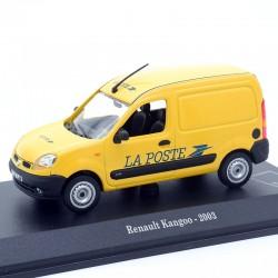 Renault Kangoo 2003 - La Poste - 1/43ème en boite
