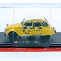 "Citroen 2 Cv Taxi ""Yellow Cab"" - 1/43ème sous blister"