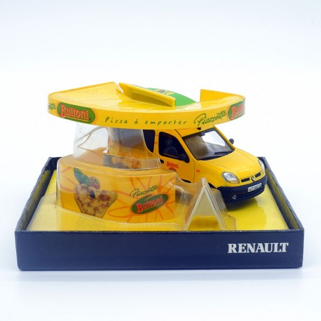 """Renault Kangoo """"Buitoni Pizza"""" - Norev - 1/43ème en boite"""
