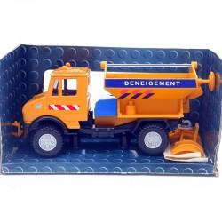 Camion Deneigement - Cararama - 1/43ème en boite