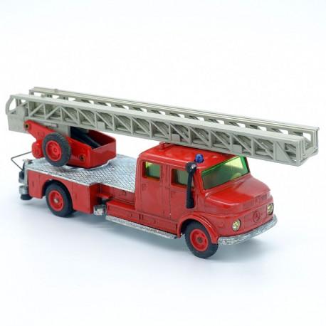 Camion Pompier à Echelle - SIKU - 1/60ème en boite