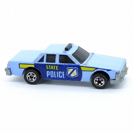 State Police - Hot Wheels Crack Ups - 3 Inches Sans boite