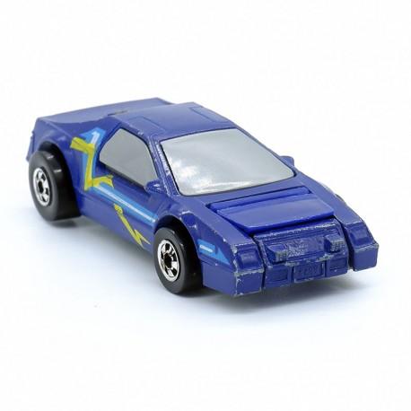 Voiture bleu - Hot Wheels Crack Ups - 3 Inches Sans boite