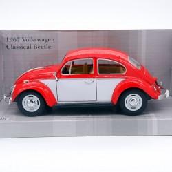 Volkswagen Coccinelle Classical Beetle - Kinsmart - 1/24ème En boite