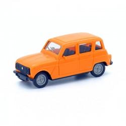 Renault R4 - Herpa - 1/87ème En boite