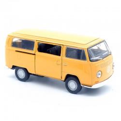 Volkswagen Combi T1 Bus - Welly - 1/32ème Sans boite
