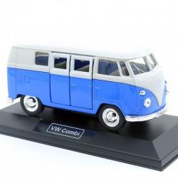 Volkswagen Combi - Welly - 1/34-1/39ème En boite