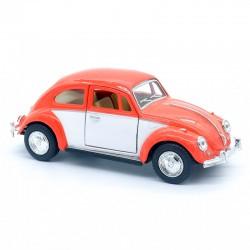 Volkswagen Coccinelle - Welly - 1/34-1/39ème Sans boite