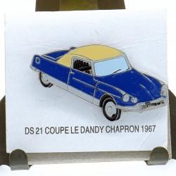 Pin's Citroen DS 21 Coupe Le Dandy Chapron