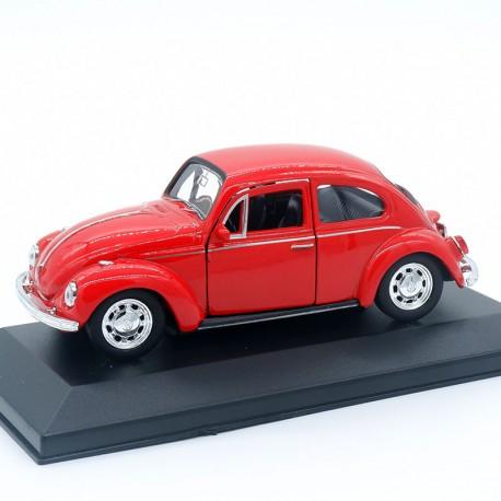 Volkswagen Coccinelle - Welly - 1/34-1/39ème En boite