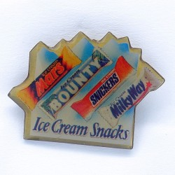 Pin's Ice Cream Snacks