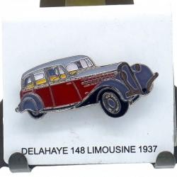 Pin's Delahaye 148 Limousine 1937