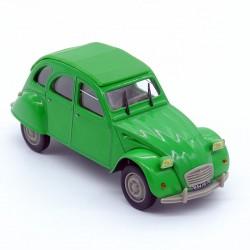 Citroen 2cv 6 Verte - Norev - 1/43 ème