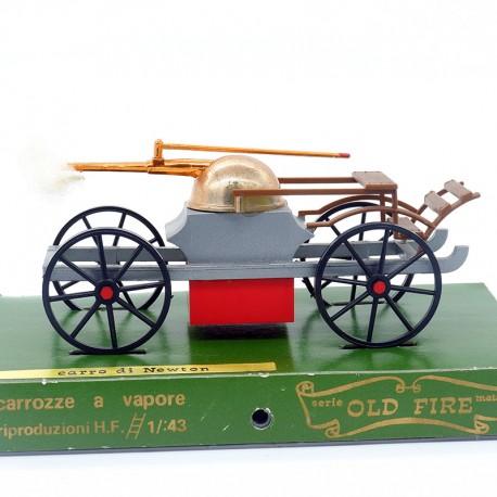 Carro di Newton - Old Fire - Brumm - 1/43ème en boite
