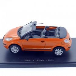 Citroen C3 Pluriel cabriolet 2003 - Norev - 1/43ème sous blister