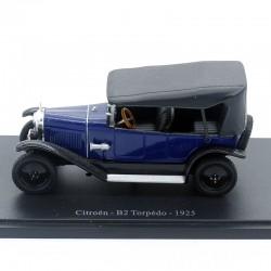 Citroen B2 Torpedo 1925 - 1/43ème Sous blister