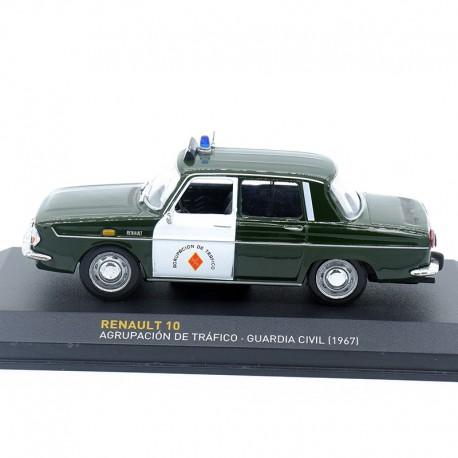 Renault 10 Agrupacion de trafico - 1/43ème En boite