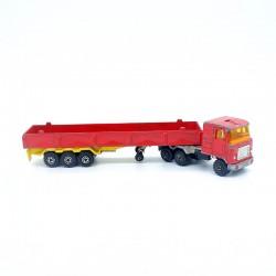 Camion & Remorque - Majorette - 1/60ème sans boite
