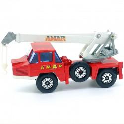 Camion Grue - Solido - 1/50ème en boite