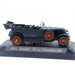 Renault 40Cv Présidentielle - Solido - 1/43ème en boite