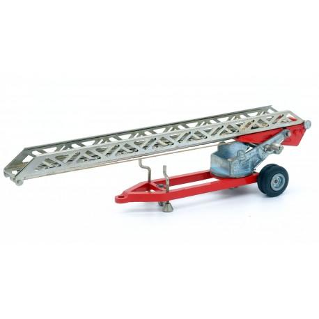 Remorque pompier Brand Stige n°409 - Tekno - 1/43ème en boite d'origine