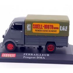 Peugeot DMA Ferrailleur - 1/43ème En boite