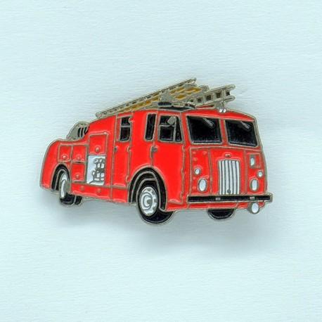 Pin's Pompier Dennis Fire