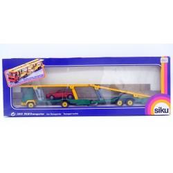 Transport Autos Mercedes - Siku - 1/55ème En boite