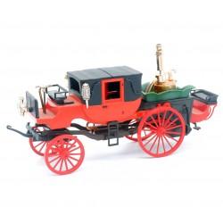 Chariot à Vapeur - Brumm - 1/43ème En boite