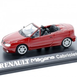 Renault Mégane Cabriolet de 1999 - 1/43 ème En boite