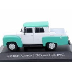 Chevrolet Alvorada 3100 Double Cabine - 1/43ème En boite