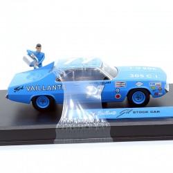 Michel Vaillant - Vaillante Gil Stock Car - 1/43ème En boite