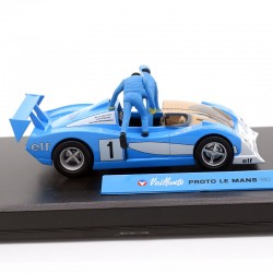 Michel Vaillant - Vaillante Proto Le Mans 80 - 1/43ème En boite