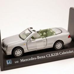 Mercedes-Benz CLK Cabriolet Cararama - 1/43 En boite