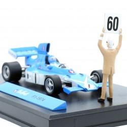 Vaillante F1 1974 - Michel Vaillant - 1/43ème en boite
