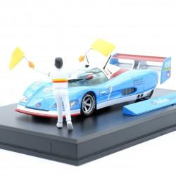 Vaillante Le Mans 1994 - Michel Vaillant - 1/43ème en boite