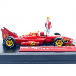 Leader F1 1993 - Michel Vaillant - 1/43ème en boite