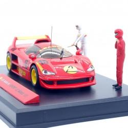 Leader Sport le Mans 1992 - Michel Vaillant - 1/43ème en boite
