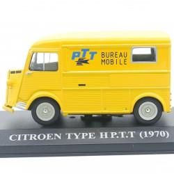 """Citroen Type HP TT 1970 """"La Poste"""" - 1/43ème en boite"""