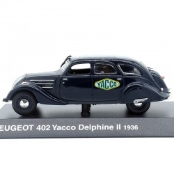 Peugeot 402 Yacco Delphine II - 1/43ème Sous blister