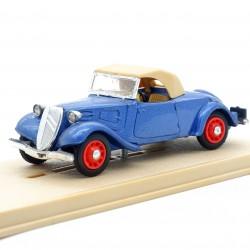 Citroen Cabriolet 1938 Traction Avant 11 BL - Eligor - 1/43ème En boite