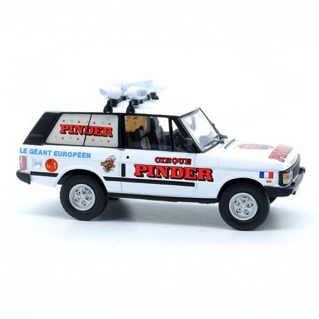 Range Rover - Pinder - 1/43eme