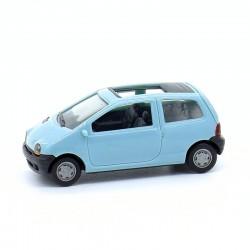 Renault Twingo (Bleu) Herpa - 1/87ème En boite