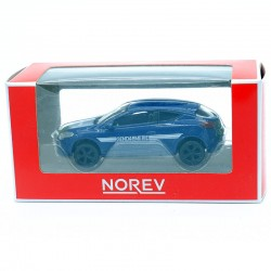 Renault Megane Gendarmerie - Norev - 3 Inche En boite