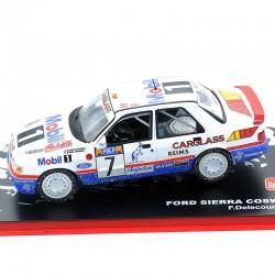 Ford Sierra Cosworth 4x4 - Rallye Monté Carlo 1992 - 1/43ème en boite